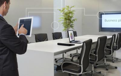 Cómo adaptar tecnología para oficinas inteligentes