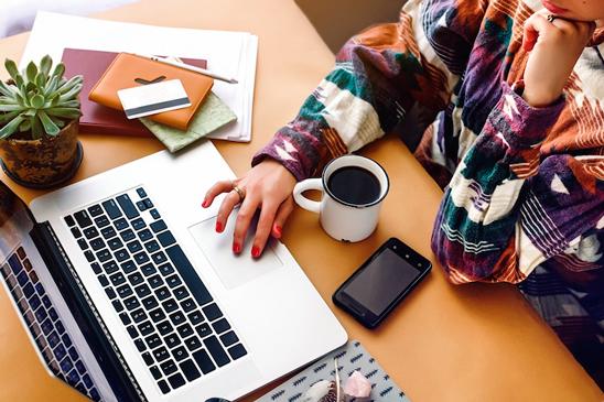 freelancer en un Coworking